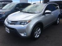 This outstanding example of a 2014 Toyota RAV4 Limited
