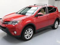 This awesome 2014 Toyota RAV4 comes loaded with the
