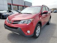 Clean CARFAX. CARFAX One-Owner. 2014 Toyota RAV4 XLE