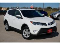 *** 2014 Toyota RAV4 XLE *** $2,500 below NADA Retail