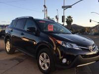 Options:  2014 Toyota Rav4 Xle|Black|One Owner. Awd And