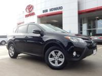 We are excited to offer this 2014 Toyota RAV4. How to