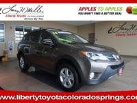 CARFAX 1-Owner, ONLY 27,946 Miles! XLE trim, PYRITE