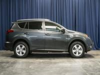 One Owner Clean Carfax AWD SUV with Rear Backup