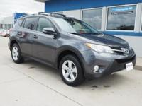 FRESH NEW CAR TRADE-IN - ONE OWNER - VERY CLEAN - RAV4