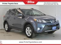 CARFAX One-Owner! Toyota Certified! 2014 Toyota RAV4