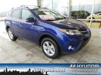 Exterior Color: blue crush metallic, Body: SUV, Engine: