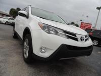 Certified Vehicle! LOW MILES, This 2014 Toyota RAV4 XLE