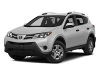 2014 Toyota RAV4 XLE. EXCLUSIVE LIFETIME WARRANTY!!,