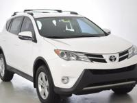 New Price! Toyota RAV4 XLE Awards:   * 2014 KBB.com 10