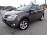 *One Owner* and Rear-View Camera. RAV4 XLE Navigation,
