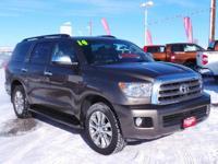 $700 below NADA Retail! Limited trim. Moonroof,