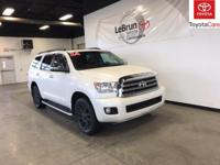 Step into the 2014 Toyota Sequoia! This is a superior