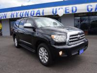 Recent Arrival! 2014 Toyota Sequoia Platinum 6-Speed