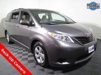 2014 Toyota Sienna LE Passenger Van with a 3.5L V6