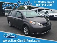 Options:  2014 Toyota Sienna L 7 Passenger|So