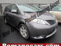 Step into the 2014 Toyota Sienna! It comes equipped