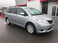 Options:  2014 Toyota Sienna Le 7 Passenger|Stop
