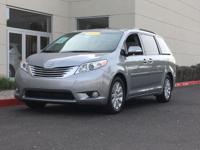New Price! CARFAX One-Owner.  2014 Toyota Sienna Priced