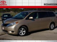 Exterior Color: sand beach, Body: Minivan, Engine: 3.5L