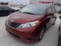 Exterior Color: salsa red pearl, Body: Minivan, Engine: