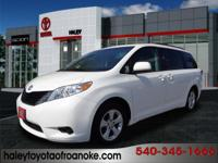 Exterior Color: white, Body: Minivan, Engine: 3.5L V6