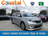 This 2014 Toyota Sienna SE in features: FWD Recent