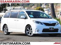 CARFAX One-Owner. Navigation System, Power driver seat,
