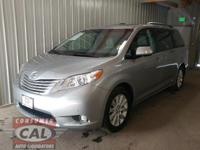Options:  2014 Toyota Sienna 5Dr 7-Pass Van V6 Ltd Awd