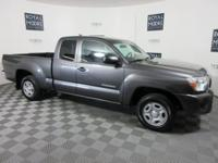 Toyota Certified! One Owner SR-5 Tacoma! 6 Speakers,