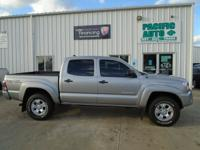 THIS 2014 TOYOTA TACOMA HAS A PREVIOUS SALVAGE TITLE