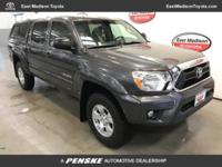 CARFAX 1-Owner, Running Great, Toyota Certified, ONLY
