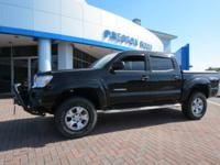 2014 Toyota Tacoma V6 4WD Black 5-Speed Automatic 4.0L