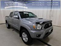 New Price! 2014 Toyota Tacoma V6 CARFAX One-Owner.