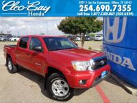 4WD, Low miles for a 2014! This 2014 Toyota Tacoma DBL