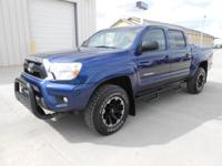 This 2014 Toyota Tacoma is just in at AutoDrive Inc. It