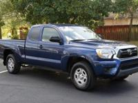 You're looking at a 2014 Toyota Tacoma in Car