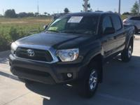 Recent Arrival! 2014 Toyota Tacoma RWD PreRunner 130