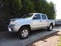 We are excited to offer this 2014 Toyota Tacoma. Your