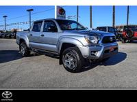 PreRunner trim. CARFAX 1-Owner, Toyota Certified, LOW
