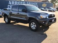 Options:  2014 Toyota Tacoma 2Wd Double Cab V6 At
