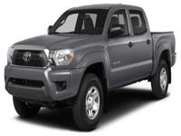 Options:  2014 Toyota Tacoma Prerunner|This 2014 Toyota