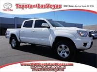 Crew Cab! Short Bed! Be the talk of the town when you