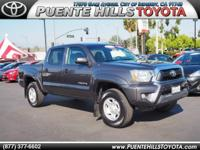 *ONE AT THIS PRICE*. Tacoma PreRunner V6, Toyota