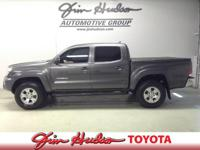 Options:  2014 Toyota Tacoma| This Is It. Based On The