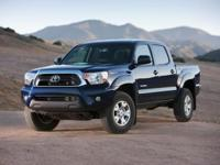 TEXAS EDITION. Tacoma PreRunner V6, 4D Double Cab, and