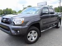 *One Owner*. Tacoma PreRunner V6, 4D Double Cab,