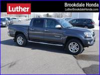 CARFAX 1-Owner, LOW MILES - 45,911! Tacoma trim. PRICED