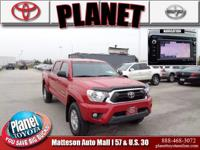 2014 Toyota Tacoma Toyota Certified Used Vehicles