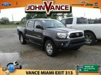 Options:  2014 Toyota Tacoma Base|Excellent Condition.